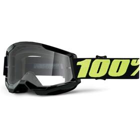 100% Strata Anti-Fog Goggles Gen2 upsol/clear